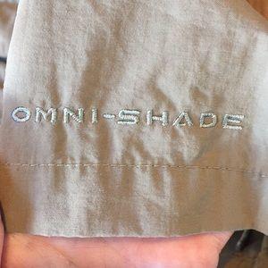 Columbia Shirts - Columbia PFG vented Omni shade shirt